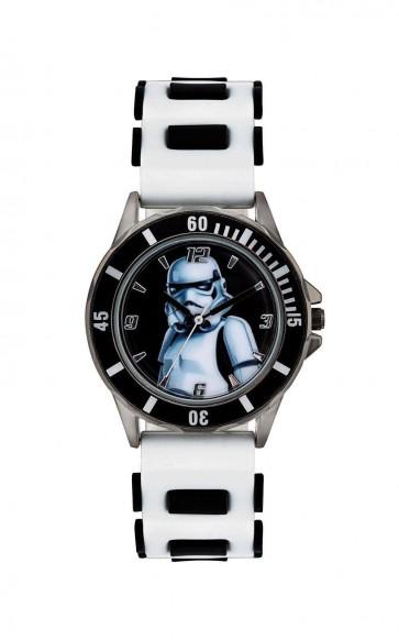 Childrens Kids Disney Star Wars Storm Trooper Wrist Watch STM3518