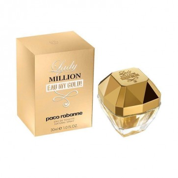 Lady Million Women's ladies EAU My Gold EDT-S 30Ml