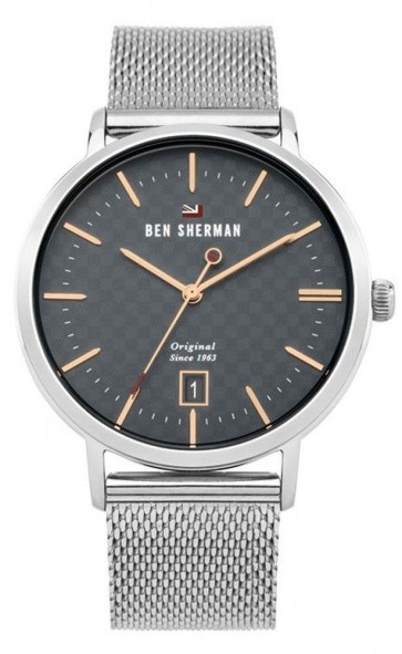 Ben Sherman Mens Gents Wrist Watch WBS103ESM