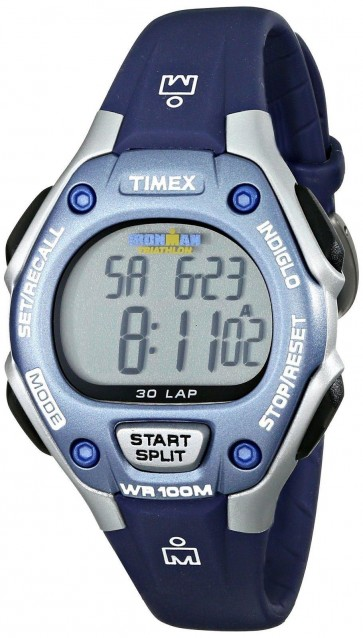 Timex Unisex Quartz Watch Grey Dial T5K018