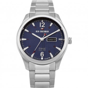 Ben Sherman  Mens Gents The Sugarman Heritage Wrist Watch WBS105USM