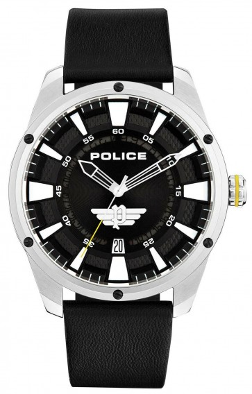 Police Mens Gents Fairhaven Quartz Wrist Watch 15413JS/02