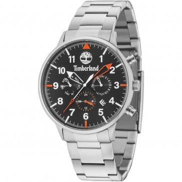 Timberland Mens Gents Spaulding Wrist Watch Black Dial 15263JS/02M