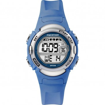 Timex Womens Ladies Wrist Watch Blue Strap TW5M14400