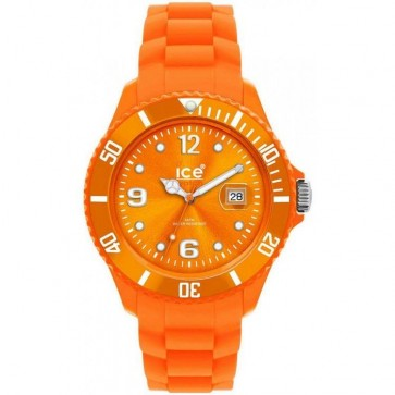 Ice-Watch Unisex Mens Womens Sili Forever Orange  Silicone Watch SI.OE.US.09