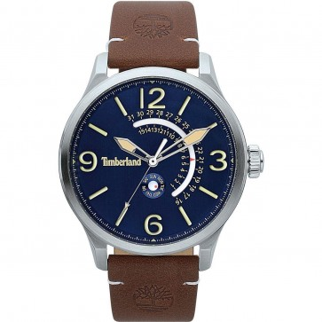 Timberland Mens Gents Hollace Wrist Watch Blue Dial 15419JS/03