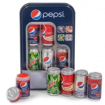 Lipsmackers Pepsi Vending Tin 5 Pack