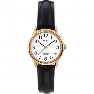 Timex Womens Ladies Quartz Wristwatch With White Dial T20433
