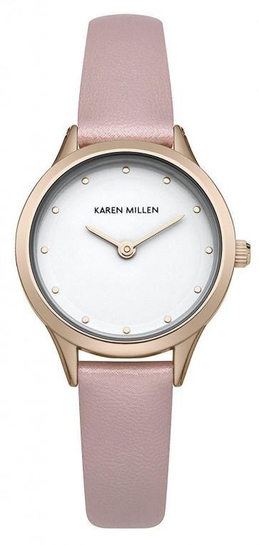 Karen Millen Ladies Womens Quartz Wrist Watch SKM001P