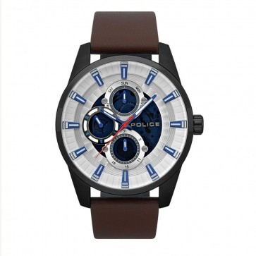 Police Mens Gents Stampford Quartz Wrist Watch 15409JSB/04