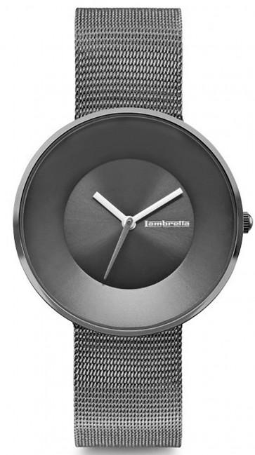 Lambretta Womens Ladies Cielo 37 Wrist Watch Mesh Graphite 2206GRA