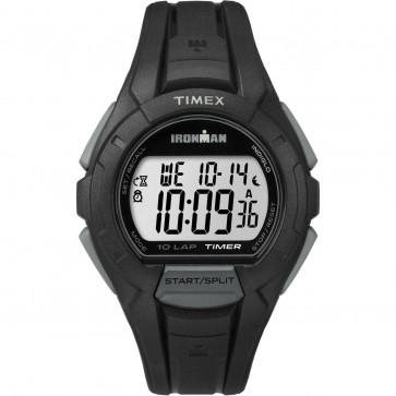 Timex Unisex ironman Quartz Watch With Black Strap TW5K94000