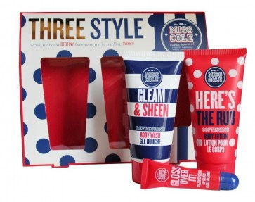Grace Cole Miss Cole Three Style Gift Set