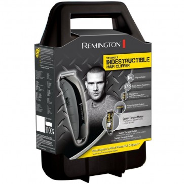 Remington HC5880 Indestructible Hair Clipper - Black