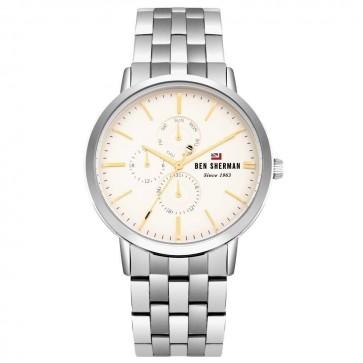 Ben Sherman  Mens Gents  Wrist Watch WBS104SM