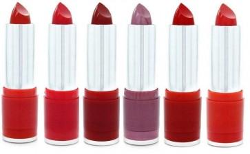 W7 Fashion Lipsticks The Reds 6 Pack