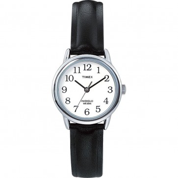 Timex Womens Ladies Quartz Watch With White Dial T20441