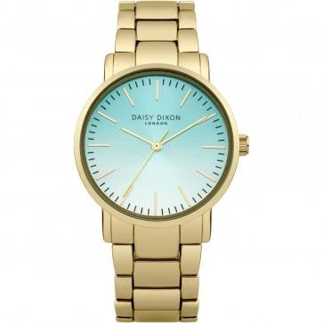 Daisy Dixon Ladies Womens Kate Wrist Watch Blue Dial DD015GM