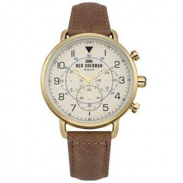 Ben Sherman Portobello Military Mens Gents Wrist Watch WB068WT