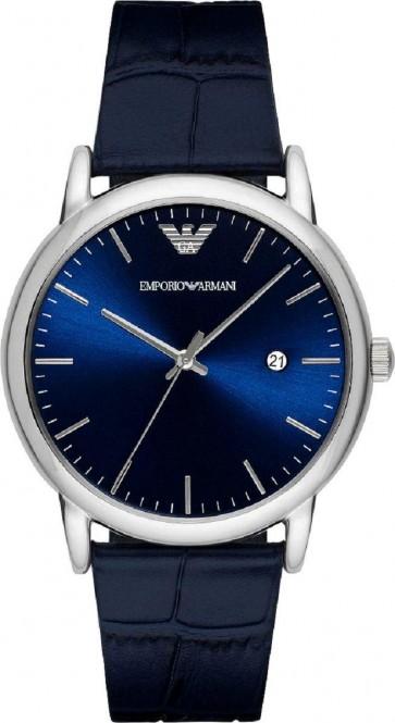 Emporio Armani Mensl Luigi Wrist Watch Stainless Steel AR2501