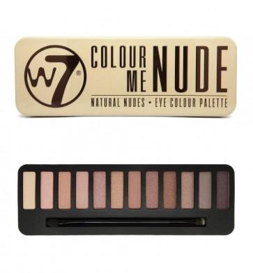 W7 Tin Colour Me Nude