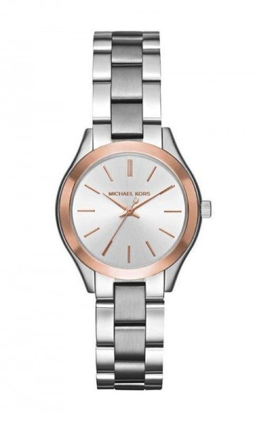Michael Kors Mini Slim Runway Ladies Womens Wrist Watch MK3514