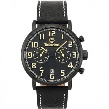 Timberland Mens Gents Richdale Wrist Watch Black Dial 15405JSQU/02