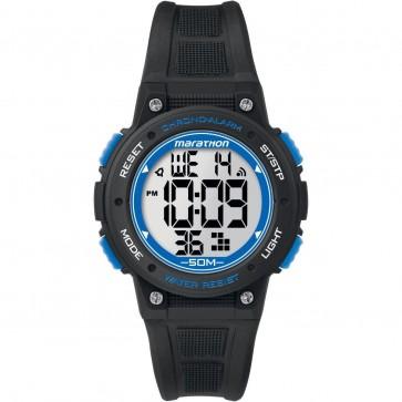 Timex Unisex Quartz Watch With Grey Dial Black StrapTW5K84800