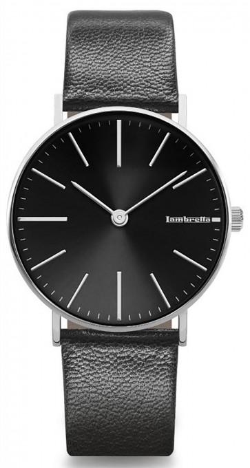 Lambretta Mens Gents Cesare 42 Wrist Watch Black 2181BLA/B