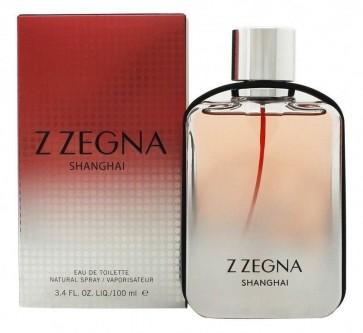 Ermenegildo Zegna Shanghai Eau de Toilette Spray 100 ml Mens Fragrance