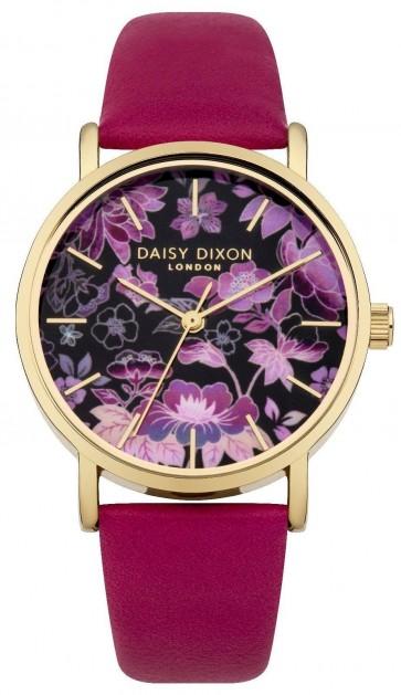Daisy Dixon Ladies Womens Rasberry Scarlett Wrist Watch DD037RG