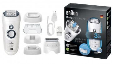 BRAUN BGK 7050 Body Grooming Kit
