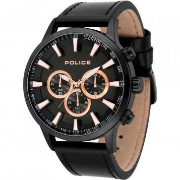 Police Mens Gents Momentum  Quartz Wrist Watch15000JSB/02