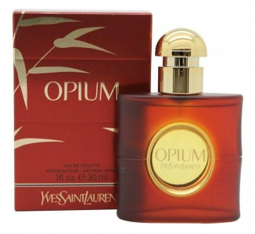 YSL Opium Ladies Womens  30 ml Fragrance EDT Spray