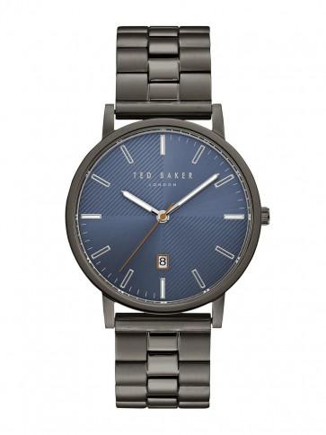 Ted Baker Black Mens Gents Wrist Watch TE50012004