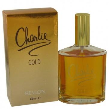 Revlon Charlie Gold Womens Eau Fraiche EDT 100ml Spray