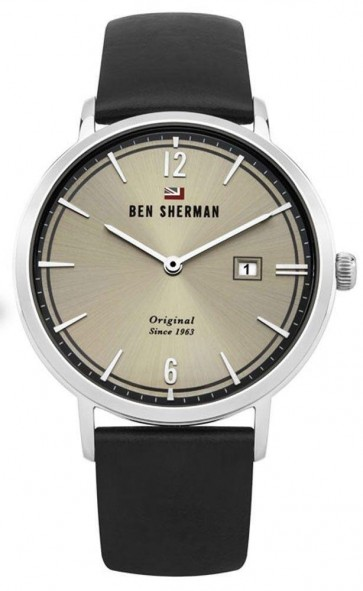 Ben Sherman Mens Gents The Dylan Social Wrist Watch WBS101B