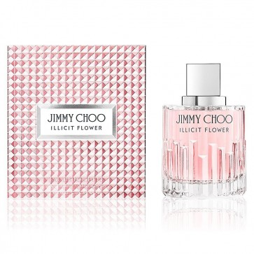 Jimmy Choo Illicit Flower 60ml Ladies Womend Fragrance EDP