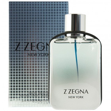 Ermenegildo Zegna Z Zegna New York EDT Spray, 50 ml