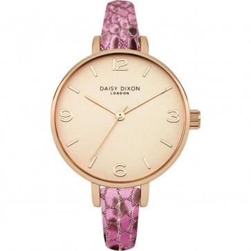 Daisy Dixon Ladies Womens Sophia Wrist Watch DD030PRG