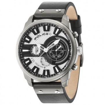 Police Mens GentsLeicester Quartz Wrist  Watch 15217JSU/04