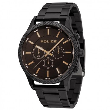 Police Gents Mens Chronograph Police Watch 15002JSB-02M