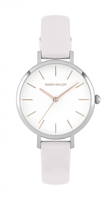 Karen Millen Ladies Womens Wrist Watch KMWA109P