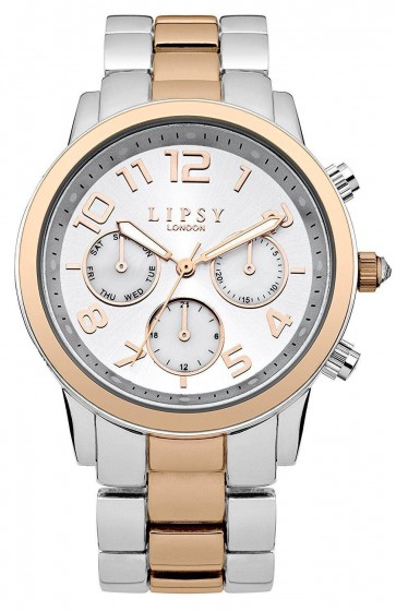 Lipsy Womens Ladies Quartz Wrist Watch LP130