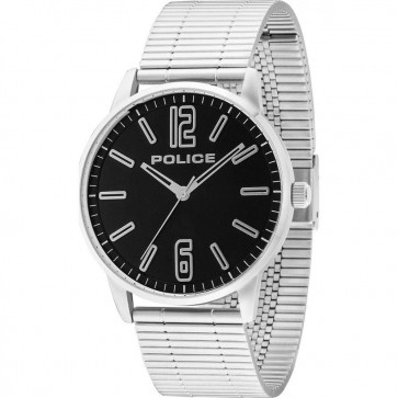 Police Mens Gents Esquire Wrist Watch 14765JS/02M