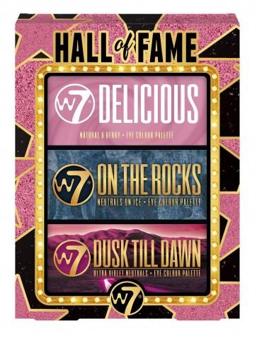 W7 Hall of Fame Eyeshadow Gift Box