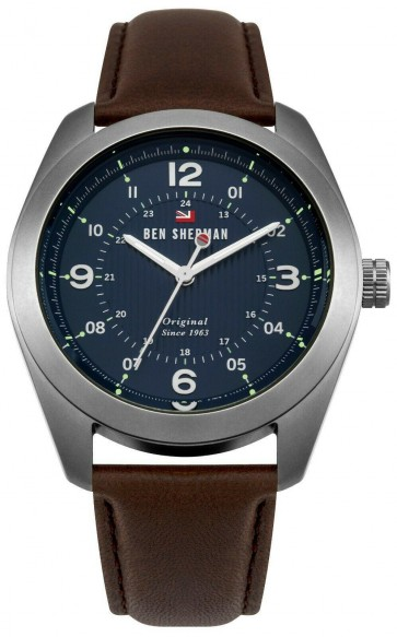 Ben Sherman  Mens Gents Wrist Watch WBS110UBR