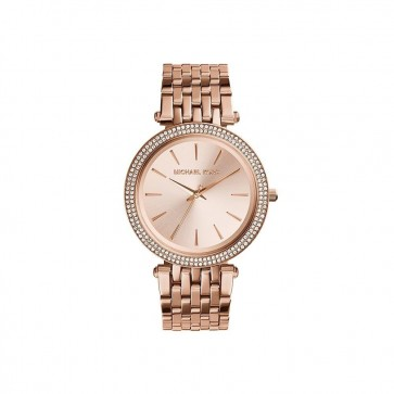 Michael Kors Darci Ladies Watch Rose Gold Bracelet MK3192