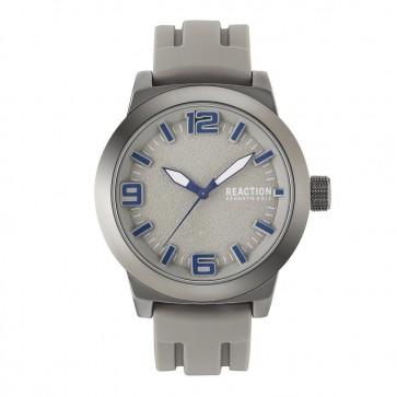 Kenneth Cole Reaction Beige & Silver Mens Gents Wrist Watch RK50092004