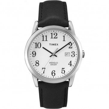 Timex Men's Gent's Quartz Watch With White Dial TW2P75600